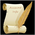 Account Info for MT4