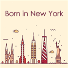 Born in New York