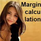 Margin calculation