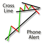 Cross Line Phone Alert