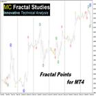 MC Fractal Points