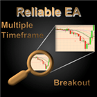 Reliable EA Multi Time Frame Breakout AI