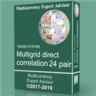 TS Multigrid direct correlation 24 pair