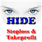 Hide Stoploss and Takeprofit