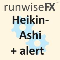 RunwiseFX Heikin Ashi with Alert