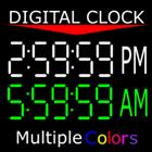 Digital Clock Custom MT4