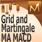 Grid and Martingale MA MACD