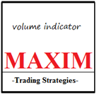 MAXIM Volume Indicator
