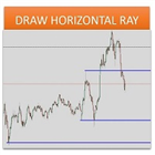 Draw Horizontal Ray