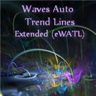 Extended Waves Auto Trend Lines
