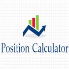 HP Position Calculator Panel