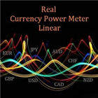Real Currency Power Meter Linear
