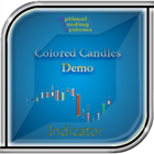 Colored Candles Demo
