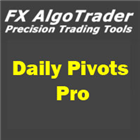 Daily Pivots with Time Shift And Alerts