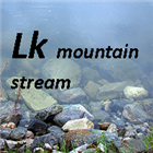 Lk mountain stream