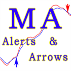 MA Alerts with Arrows