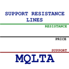 MQLTA Support Resistance Lines
