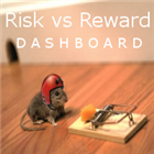 Risk vs Reward dashboard