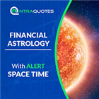 IQ Financial Astrology Planetary Line