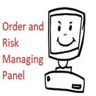 Risk and order managing EA