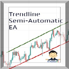 TrendLine Semi EA Trade Manager