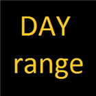 Day Range with replacing