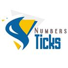 Numbers Ticks