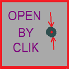 Open by Clik