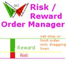 Risk Reward Order Manager