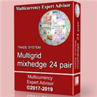TS Multigrid mixhedge 24 pair