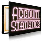 Advanced Account Statistics