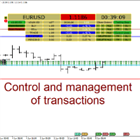 Control and management of transactions