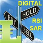 Digital RSI plus PSAR MT4