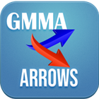 Guppy GMMA Cross Arrows Indicator