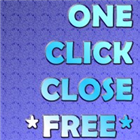 OneClickClose Free