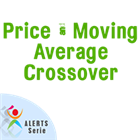 Price and Moving Average Crossover Alerts Serie