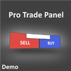 Pro Trade Panel for MT4 Demo