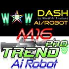 WOW Dash M16 Trend Pro Ai Robot