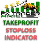 FXTrader Ariel TakeProfit Stoploss Indicator