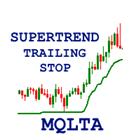 MQLTA Supertrend Trailing Stop