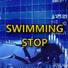 Swimming stop
