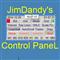 JimDandy Control Panel