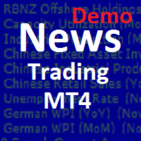 News trading MT4 demo