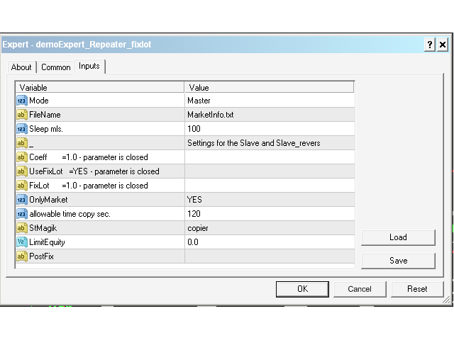 Transaction Repeater Demo