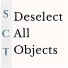 Deselect All Objects