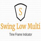 Swing Low Multi Time Frame Indicator