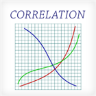 Correlation table
