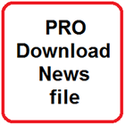 PRO Download news file