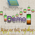 Rise or fall volume demo