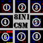 CSM 8 in 1